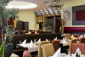 ресторане Evoo