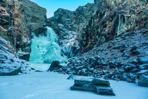Водопады Шинок