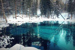Гейзерово озеро