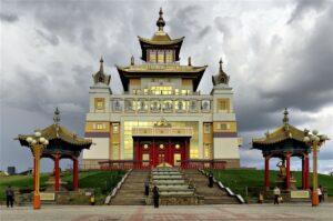 Буддийские храмы России