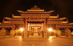 буддийские храмы